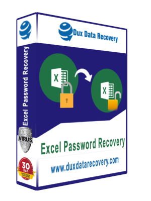 Dux Excel Password Unlocker Software which Recover excel