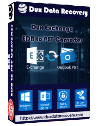 MS Exchange EDB Recovery Utility Recover EDB to PST file to save EDB
