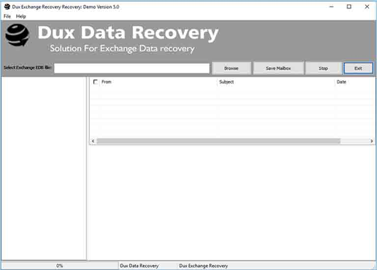 Click to download Dux EDB to PST Recovery