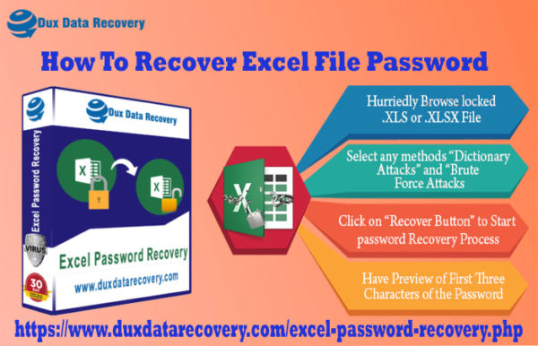 Best Excel Password Recovery Tool to Recover and Remove Excel Password